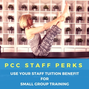 PCC Staff Perks