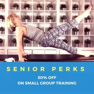 Senior Perks